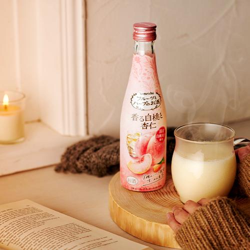 養命酒製造「フルーツとハーブのお酒」
