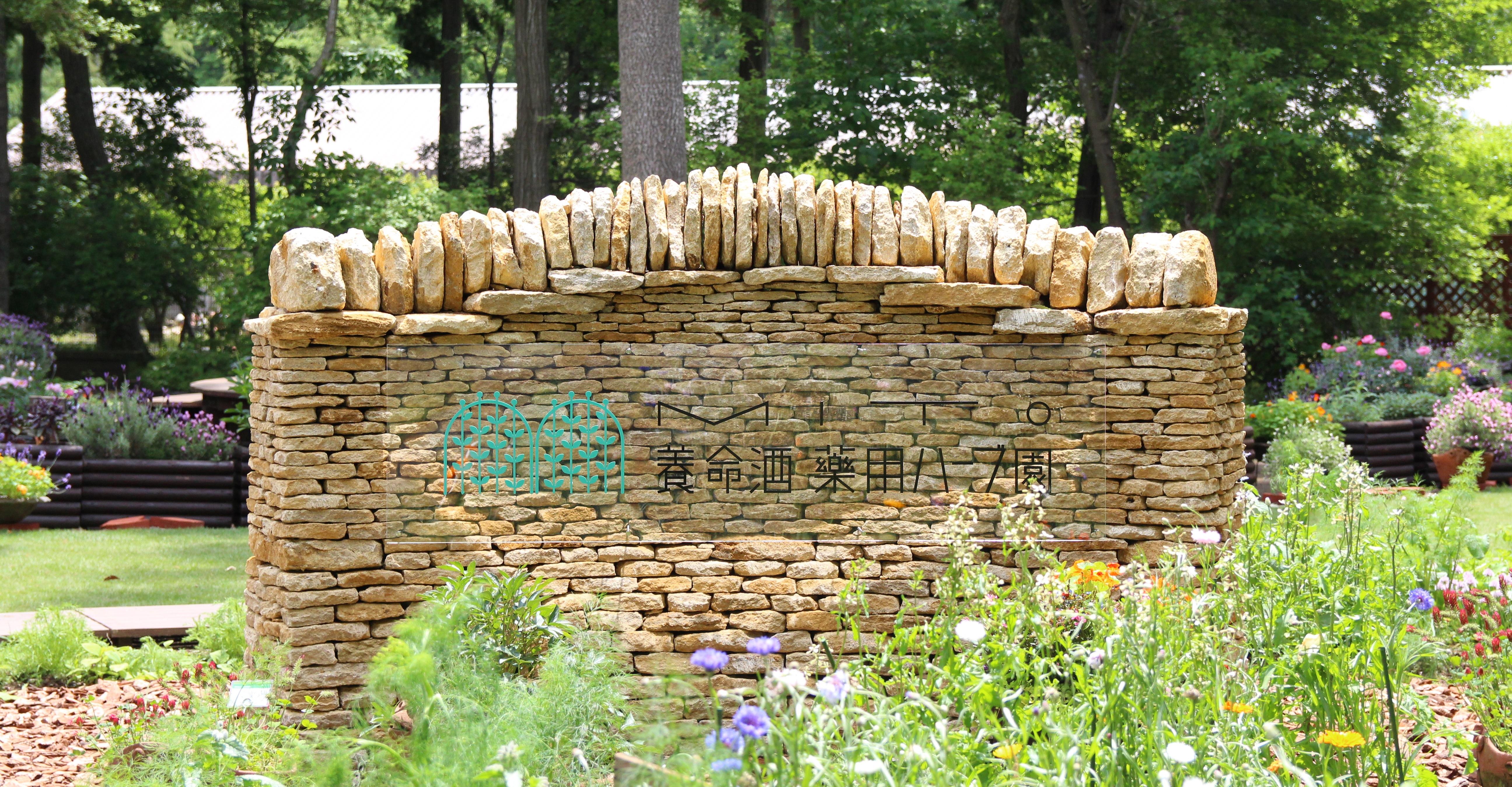 黄門様の地 水戸市と養命酒製造が協力した 「水戸 養命酒薬用ハーブ園」がオープン一覧画像