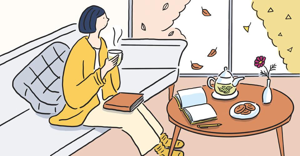 秋の不調を改善する方法4選!「気血」を補って秋の憂うつを乗り越えよう