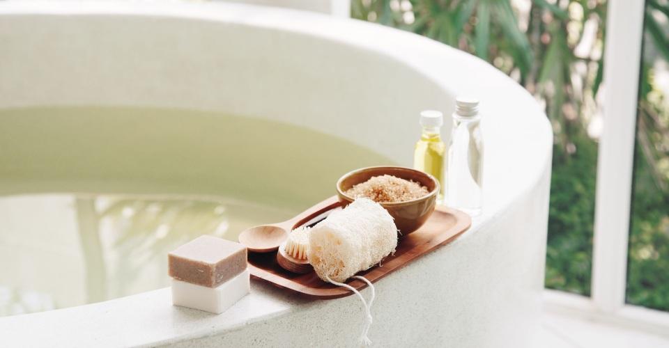 ハーブでぽかぽか温浴効果!湯冷めしない簡単手作りアロマ入浴剤3選一覧画像