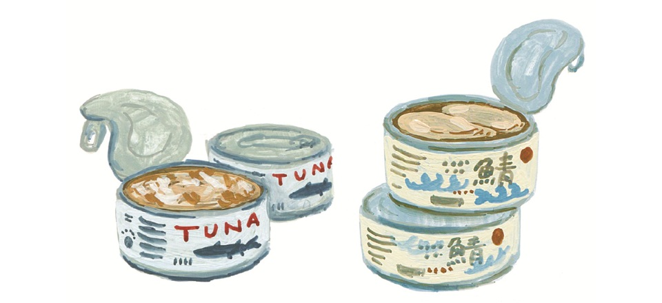 サバ缶とツナ缶