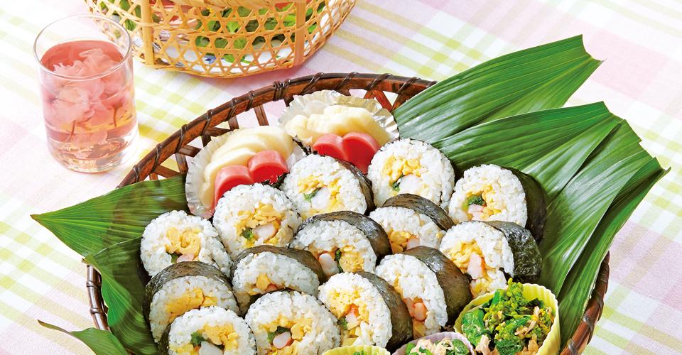 おうちでお花見ごはん&桜のゼリーレシピ!彩り豊かな春の薬膳で肝を整えよう