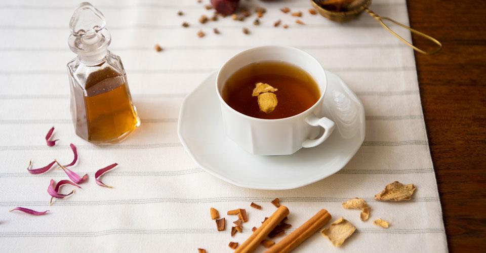 風邪のひき始めに手作り葛根茶!免疫を上げたいときの簡単レシピ3選