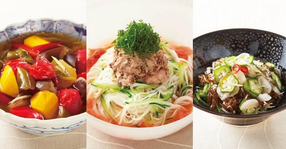 サバ缶を使った簡単薬膳レシピ!<br / >家にある食材でおいしく夏バテ予防♪一覧画像