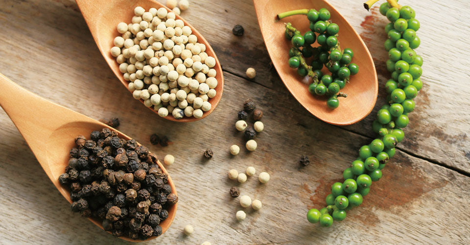 胡椒の効果・効能とは?香りや辛味に隠れた健康に嬉しい作用と使い方