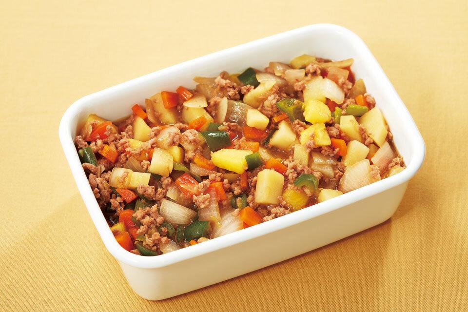 酢豚風常備菜