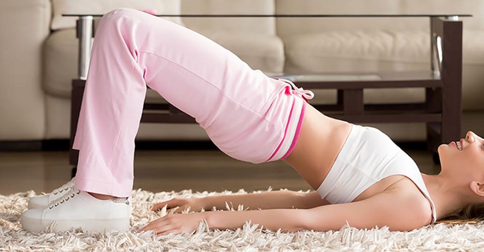 基礎代謝を上げる!お家でインナーマッスルを鍛えるプチ筋トレ2選