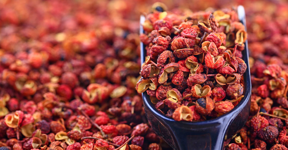 美味しいしびれ!健胃薬にも使われる花椒(ホアジャオ)の効能とは
